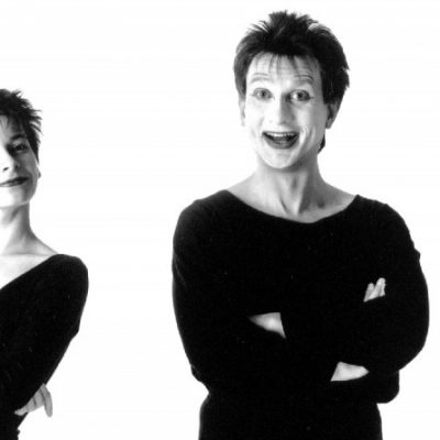 Pressefotos Sabine Ahlbrand 1990