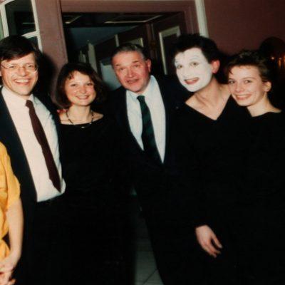 Treffen mit Lennart Nielsen