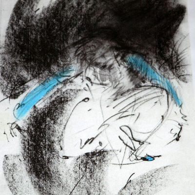 Zeichnungen M. Wolf 1987
